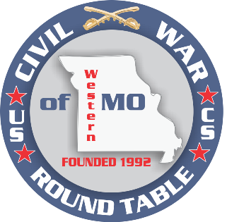 Civil War Round Table of Western Missouri logo